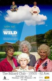 Sofie's Wild Ride Poster
