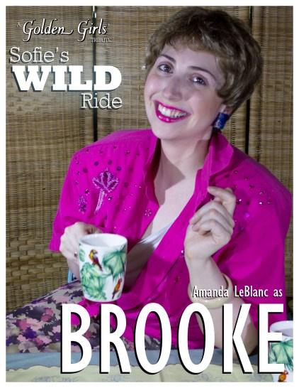 Amanda LeBlanc As Brooke