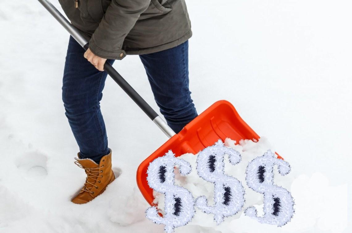 shovelling snow final