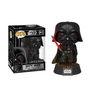 Funko Pop Star Wars DARK VADOR (Lumineux & sonore) – 343