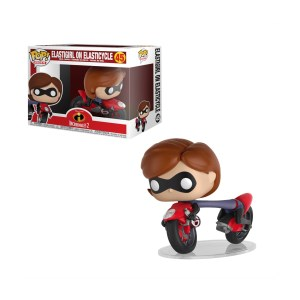 Funko pop Les indestructibles Elastigirl On Elasticycle – 45