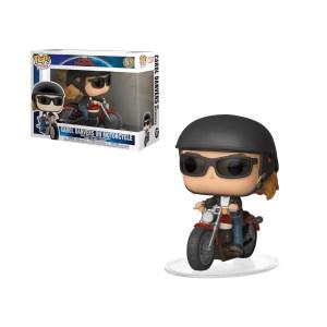 Carol Denvers Motorcycle