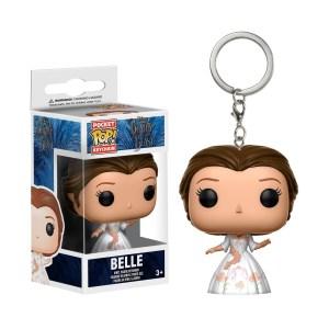 Porte-clé «BELLE»
