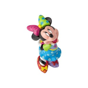 Figurine « Minnie Bisous » par Britto