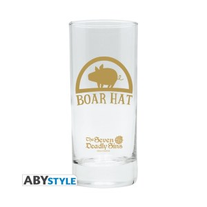 "Verre ""SEVEN DEADLY SINS BOAR HAT"""