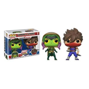Gamora vs. Stride – 2 Pack