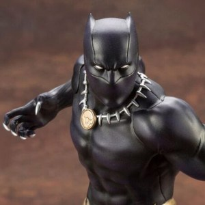 Figurine « Black Panther »