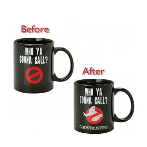 Mug thermoréactif «GHOSTBUSTERS»