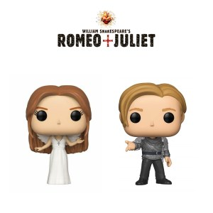 Bundle 2 pop «ROMEO + JULIET»