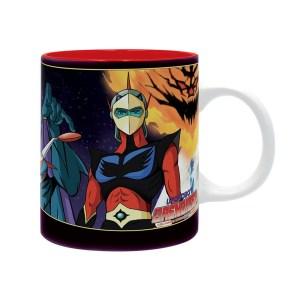 Mug «Actarus & Goldorak»
