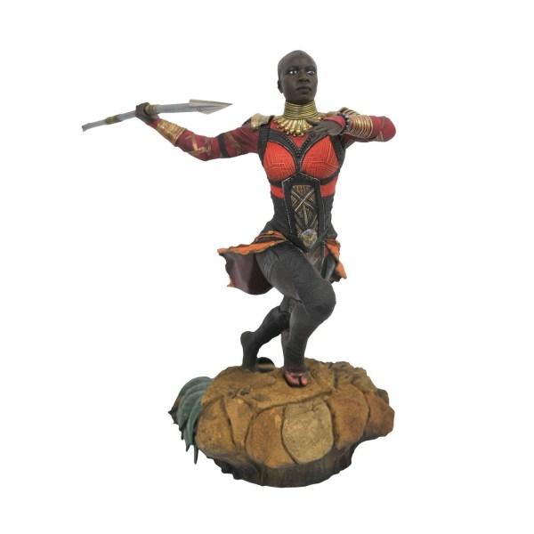 Figurine OKOYE avec lance