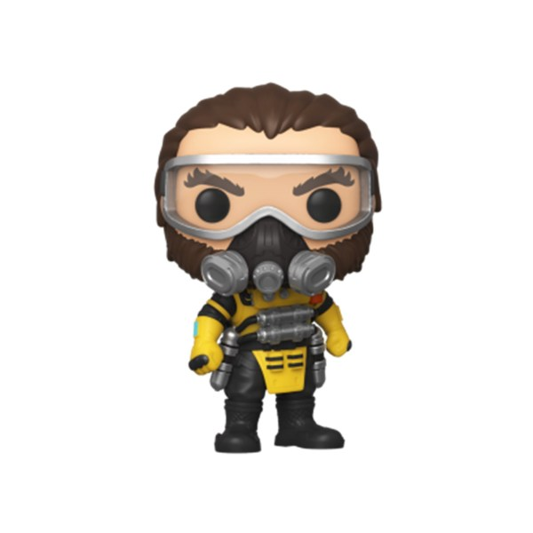 Figurine Funko Pop PRECO – CAUSTIC (Apex legends)