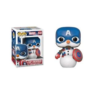 Cap Snowman (holidays) – 532