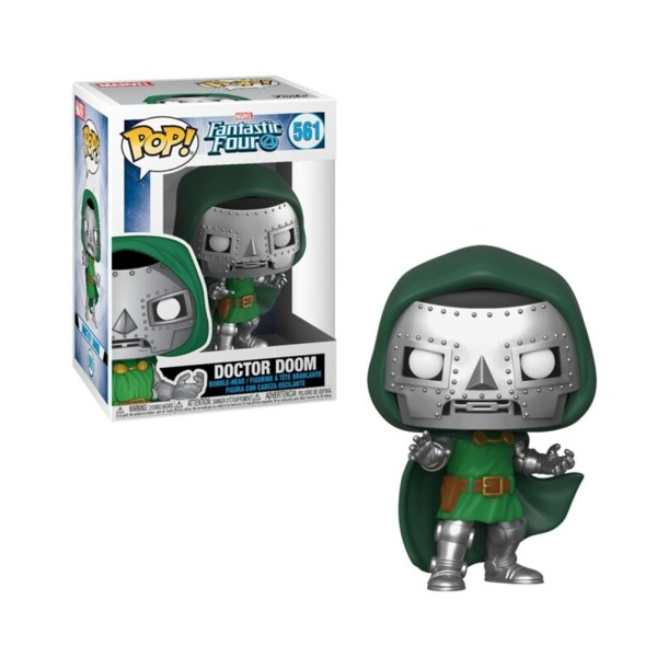 Figurine Funko Pop DOCTOR DOOM – 561