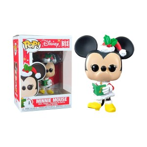 Funko pop Disney Holiday Minnie – 613