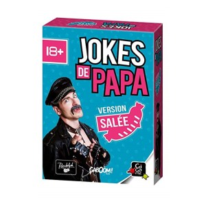 Jokes de Papa (Version salée +18)