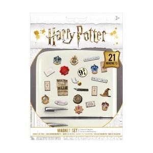 Pack de 21 Magnets Harry Potter