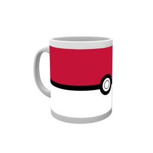 Mug céramique POKEBALL