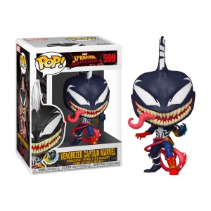 Venomized Captain Marvel – 599