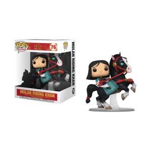 Mulan Riding Khan – 76