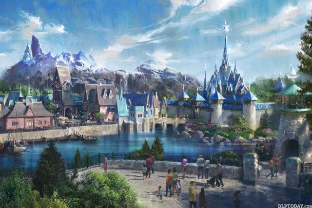 L'avenir de DisneyLand Paris