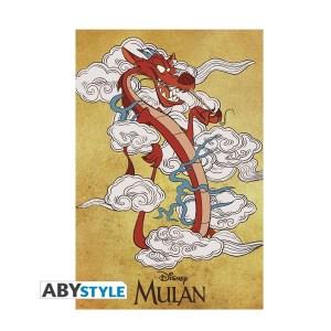 Poster «MUSHU Mulan»