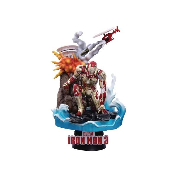 Figurine Diorama «IRON MAN MARK XLII»