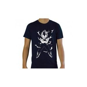 T-Shirt VEGETA Bleu navy