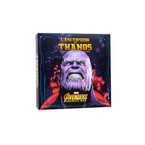 L'ascension de Thanos MARVEL