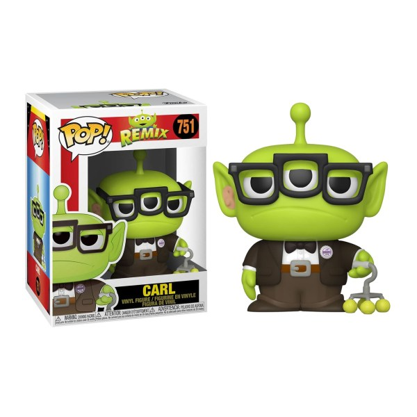 Figurine Funko Pop Alien as CARL  – 751