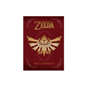 "Livre ""ART & ARTIFACTS"" Zelda"