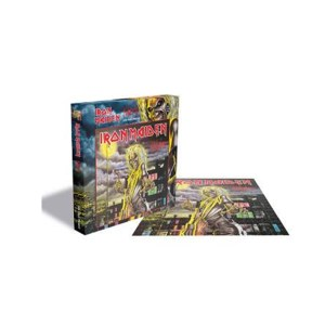 Puzzle « IRON MAIDEN KILLERS »