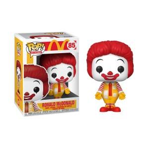 Ronald McDonald's – 85