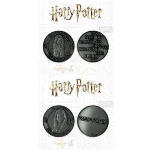 Pièces Harry Potter «HERMIONE & GINNY»