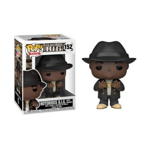 Funko Pop Notorious B.I.G with Fedora – 152