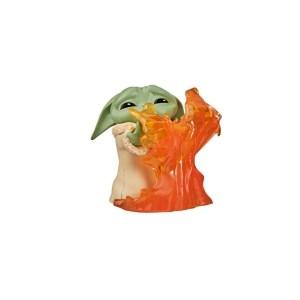 Figurine The Child (Baby yoda) «Flammes»