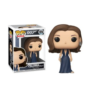 Funko Pop James Bond No Time To Die Paloma – 1014