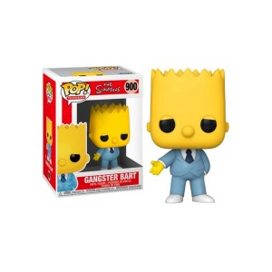 Funko Pop THE SIMPSONS Gangster Bart – 900