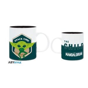 Mug The Mandalorian The child grenouille céramique