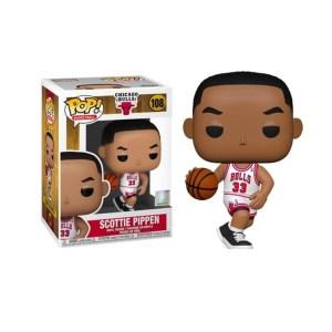 Funko pop NBA Scottie Pippen (Bulls Home) – 108