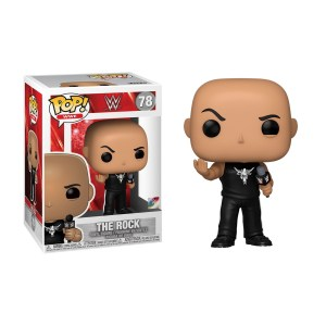 Funko Pop Catch WWE The Rock – 78