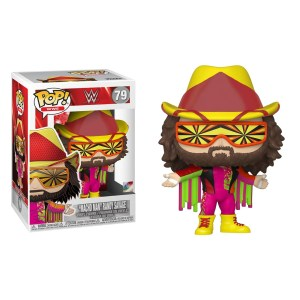 Funko Pop Catch WWE Randy Savage Macho Man – 79