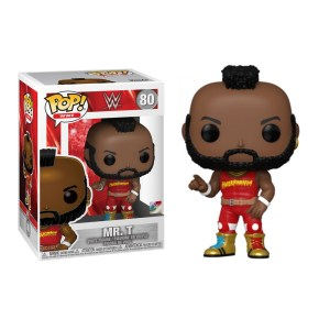 Funko Pop Catch WWE Mr. T – 80