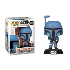 Funko Pop The Mandalorian Death Watch 2 stripes – 354