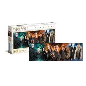 Puzzle Harry Potter PANORAMA 1000 pièces