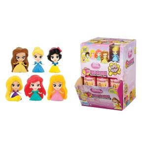 Figurine mini Disney Princesses Super Squishy surprise