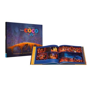 Livre Disney The Art of Coco (Anglais)