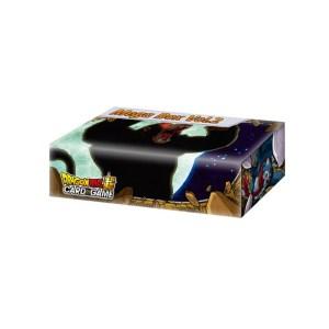 Jeu de Carte DRAGON BALL SUPER Mega box Vol 2
