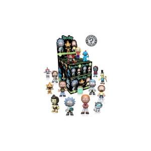 Funko Mystery minis Rick & Morty