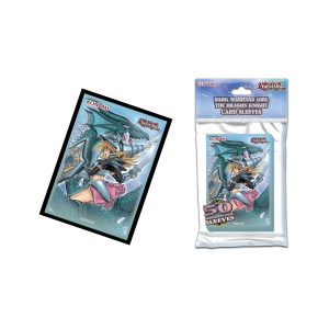 Protège cartes Yu Gi Oh Dark Magician Girl lot de 50